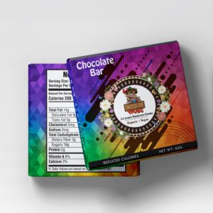 Psilocybin Chocolate Bar