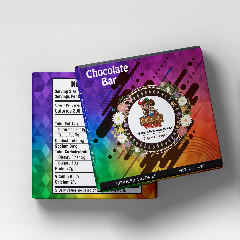 Psilocybin Chocolate Bar